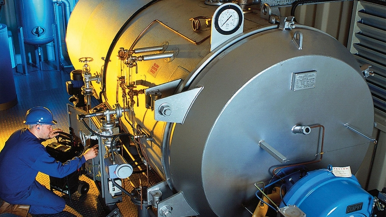 Monitoring the efficiency of steam boilers pays off