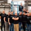 Picture of the team at Hug Oberflächentechnik AG
